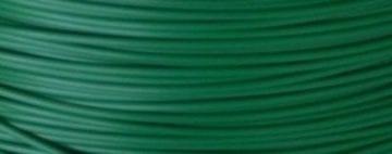 Amostra Filamento PLA Verde Garden 50g