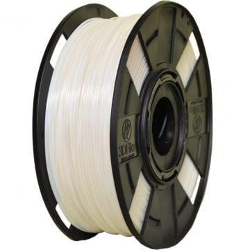 Filamento PLA Branco Pearl para Impressora 3D - Pérola 1,75mm
