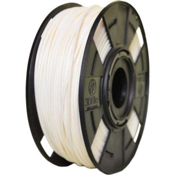 Filamento PLA Branco Pearl para Impressora 3D - Pérola 3,00mm