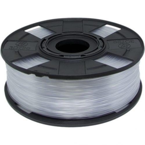 Filamento ABS Cristal Quartzo 1,75mm para Impressão 3D