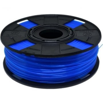 Filamento ABS Cristal Azul Topázio