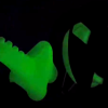Dinossauro brilha no escuro medo do escuro 2