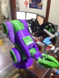 Manipulador Robótico GER