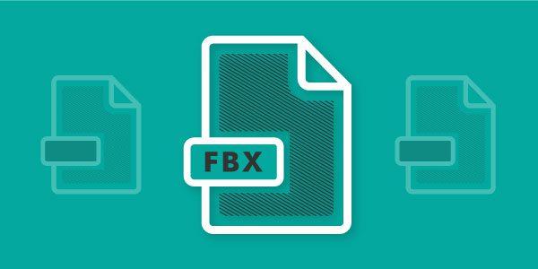 arquivo fbx