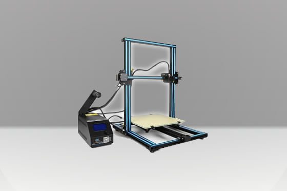 foto da impressora 3d creality cr-10