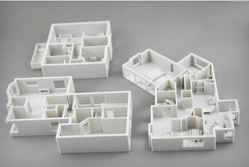 impressora 3d para arquitetos
