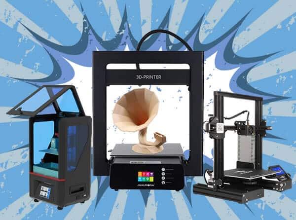 impressora 3d barata natal na china