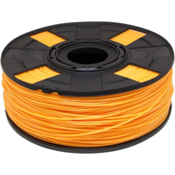 filamento abs premium laranja