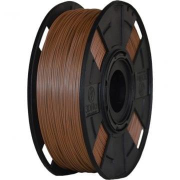 Filamento PLA EasyFill Novo Marrom Wood