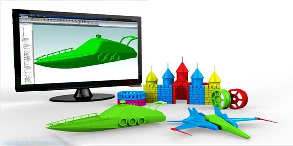 Qual é o melhor programa de Modelagem para Impressão 3D