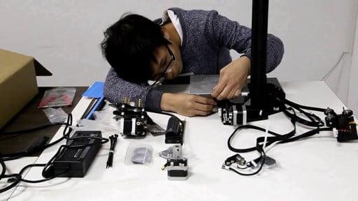 Montando Impressora Ender 3