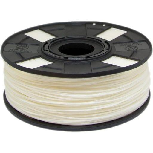 Filamento ABS Natural 1,75mm para Impressão 3D