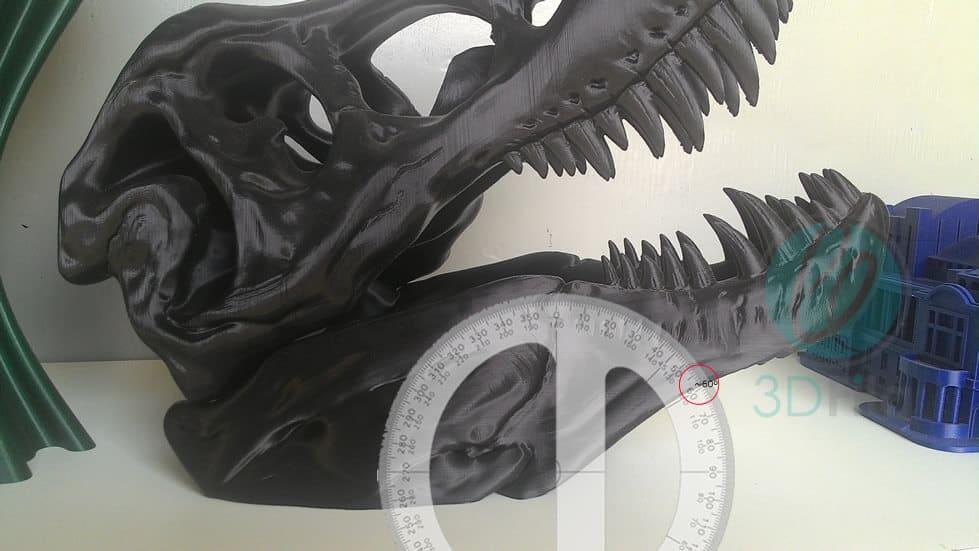 t-rex 3dfila overhang