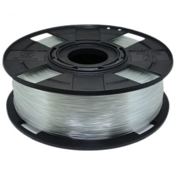 filamento petg xt glass colorless