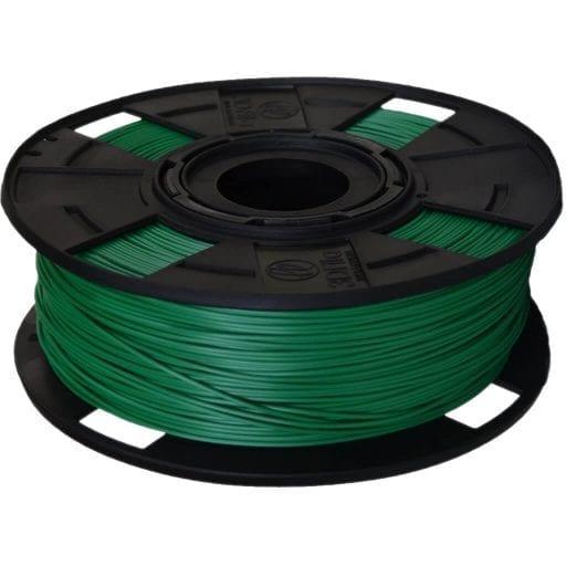 Carretel de Filamento PLA Verde EasyFill Garden 3D Fila - Imagem com 1kg de material para impressora 3d