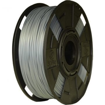 Filamento PLA Prata Machine para Impressão 3D 1,75mm