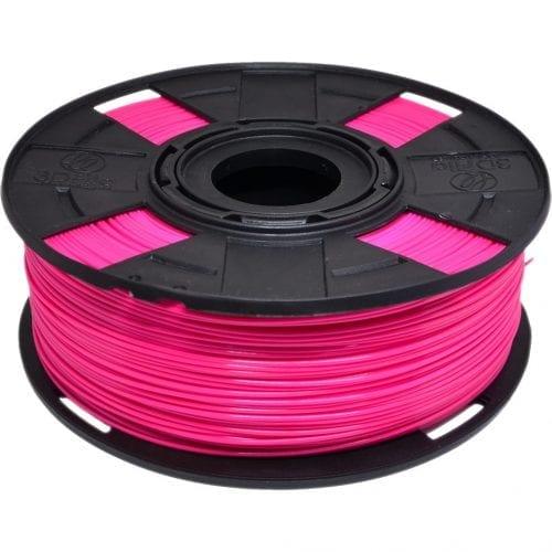 filamento abs premium rosa choque