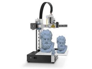 Tamanho de peças impressas 3D