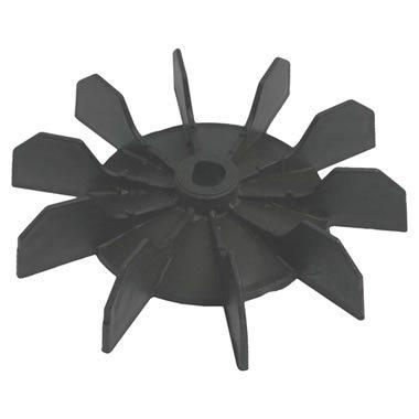 Turbina com filamentos 3d fila tritan ht